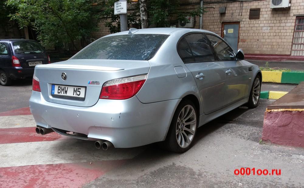 D_ BMW M5