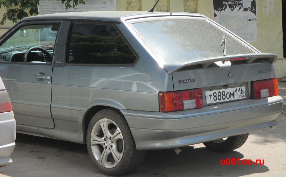 т888ом116