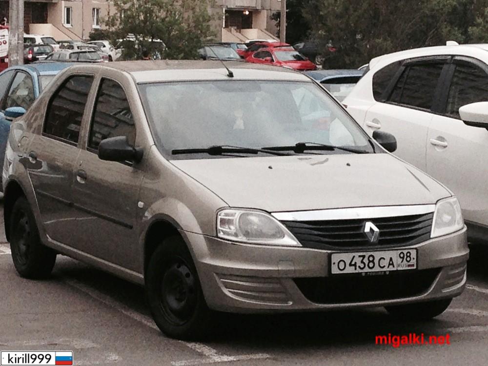 О438СА98