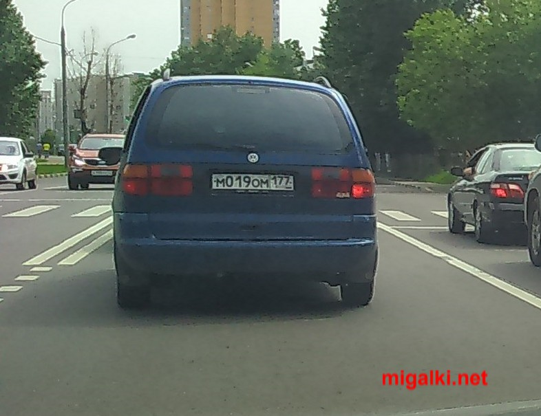 М019ОМ177