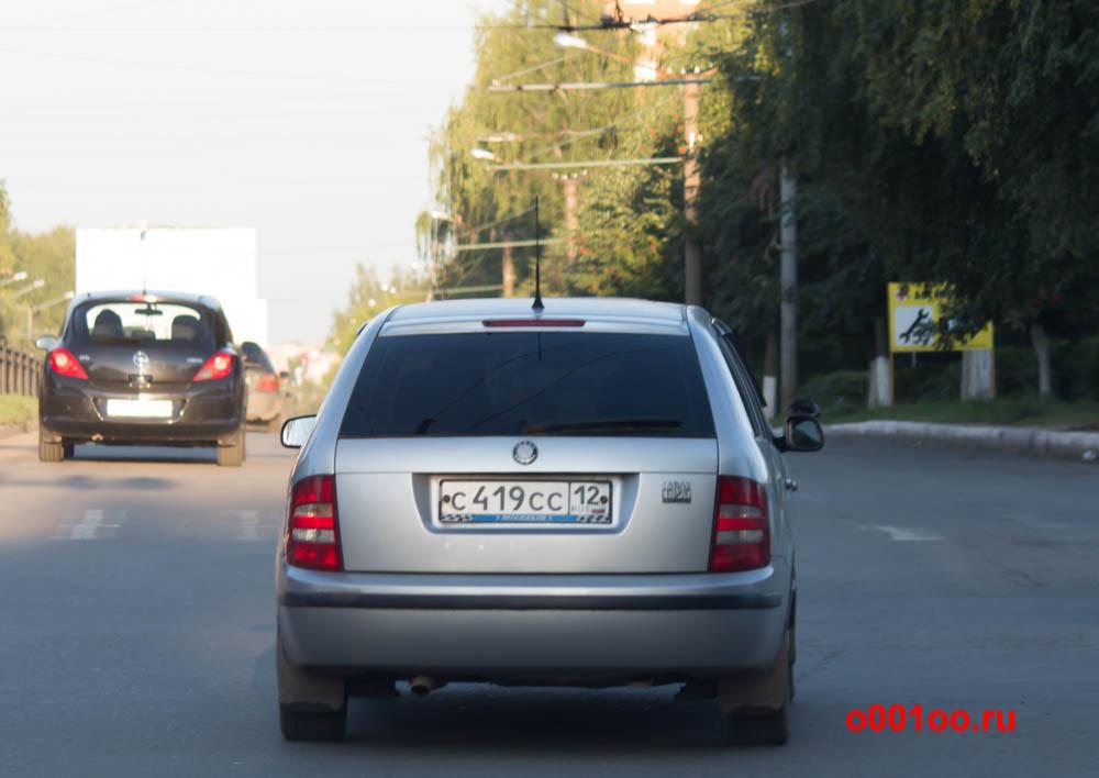 с419сс12