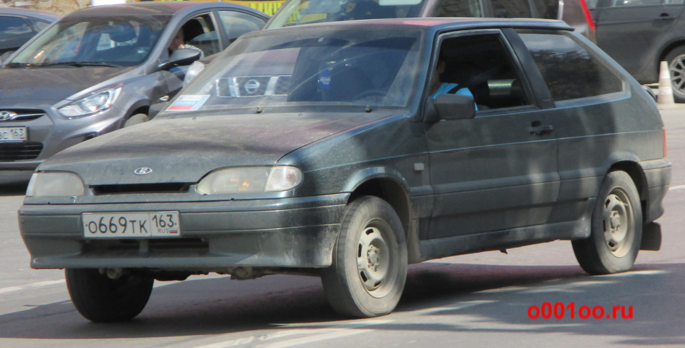 о669тк163