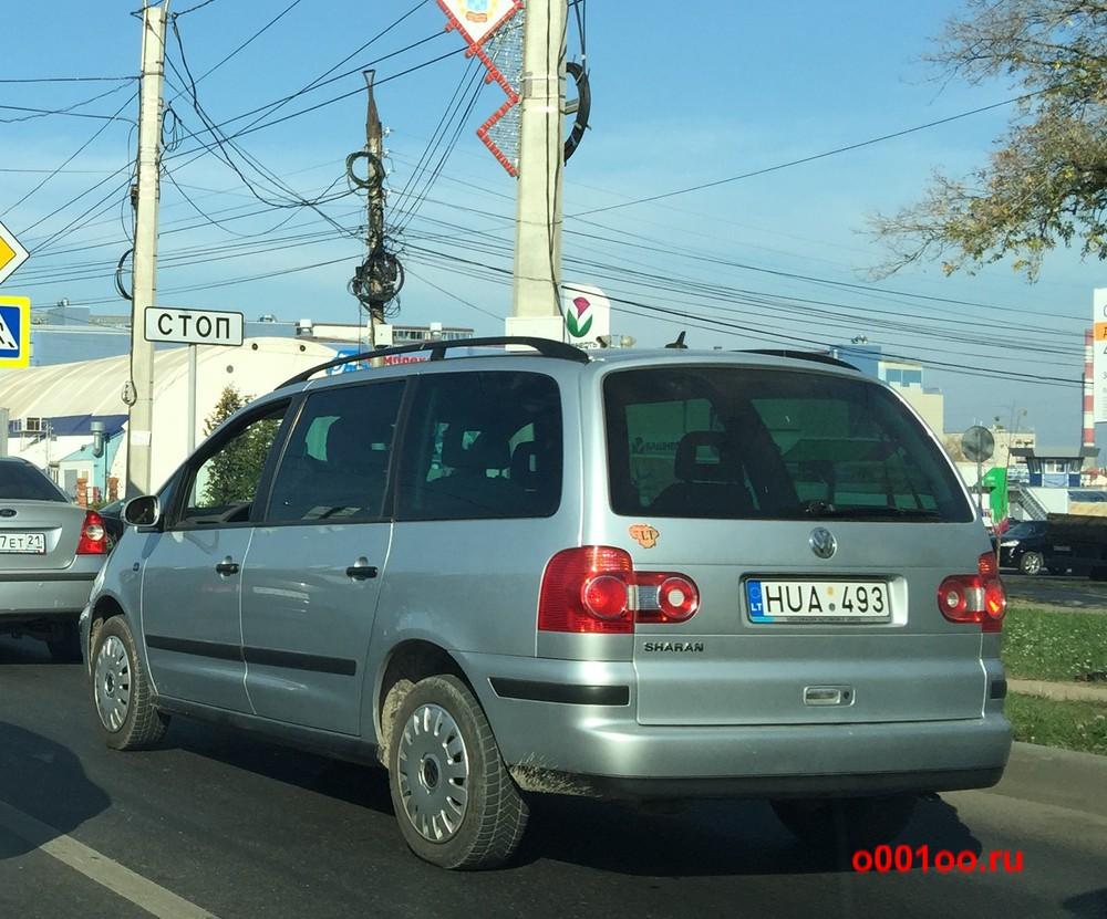 Hua 493 LATVIA