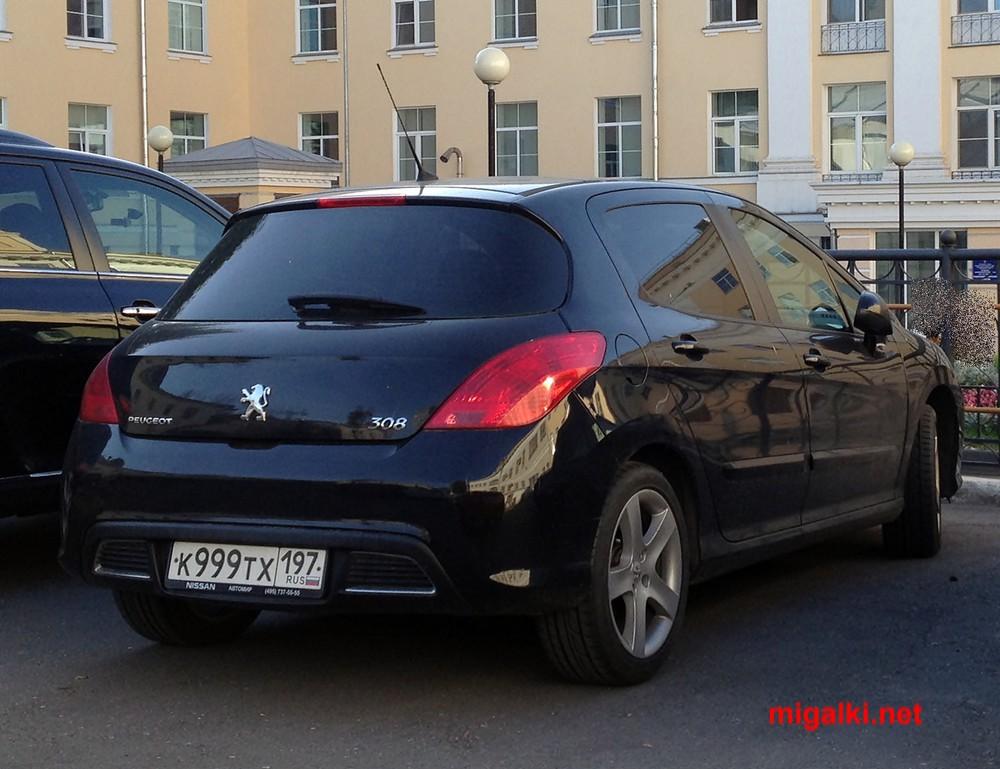 к999тх197
