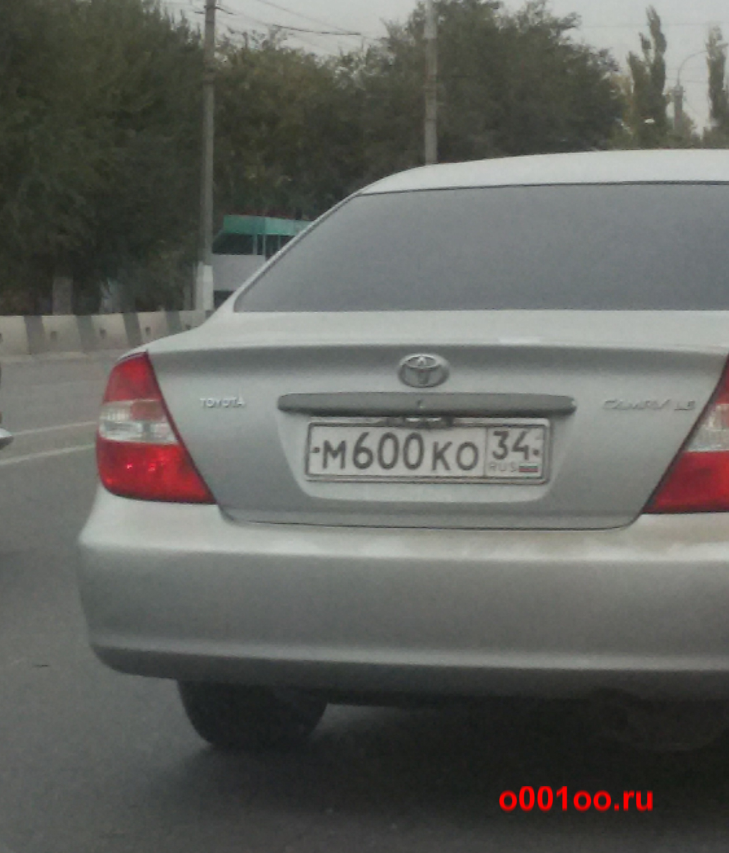 М600ко34