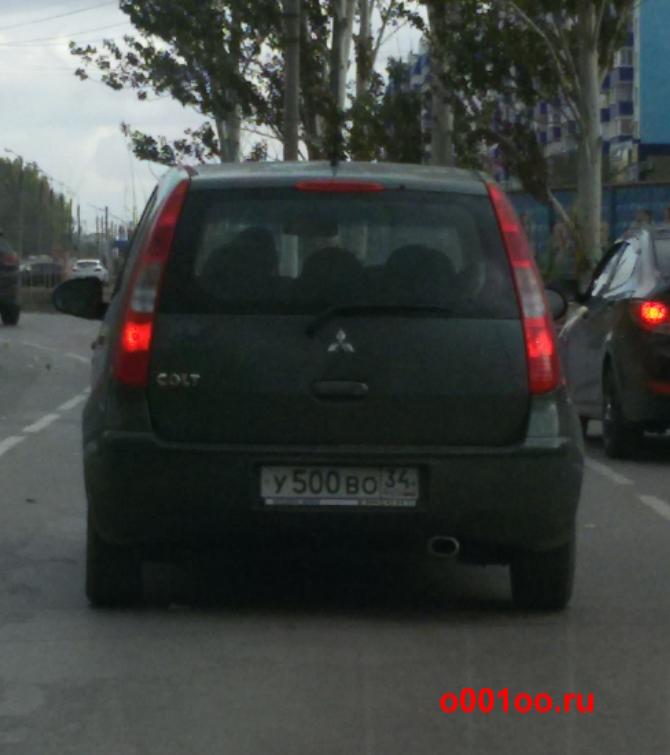 У500во34