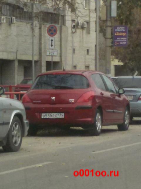 В555вх134