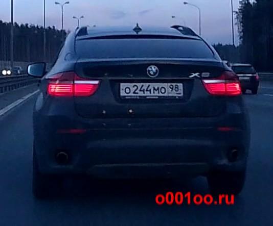 о244мо98