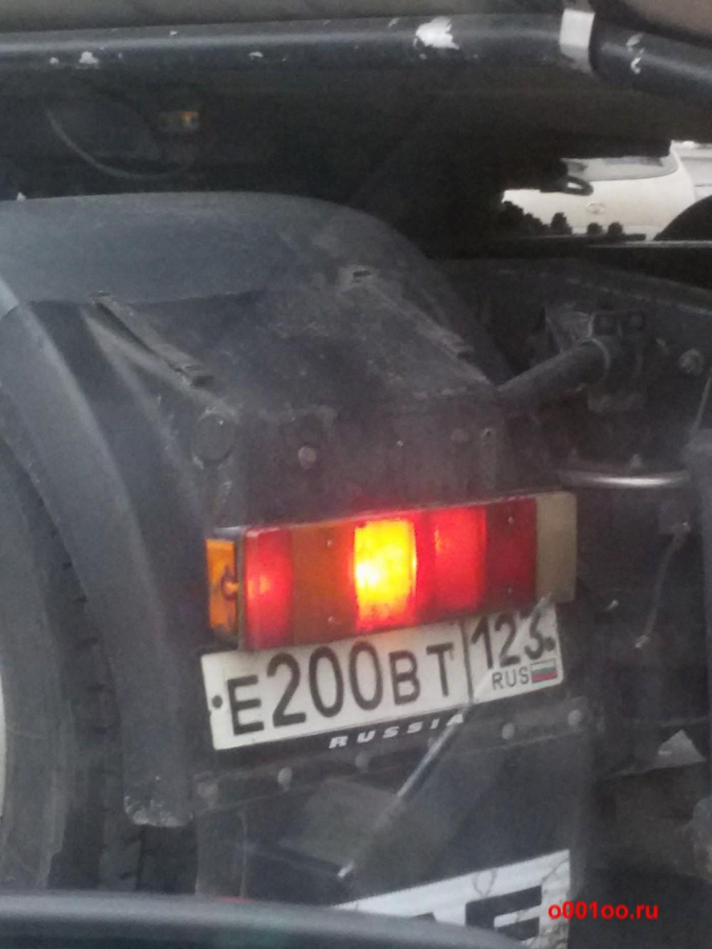 Е200вт123