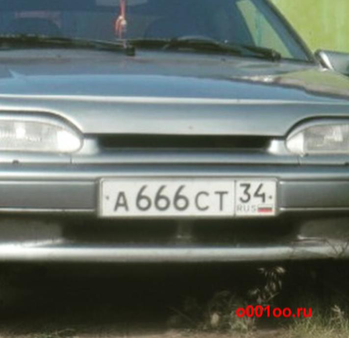 А666ст34