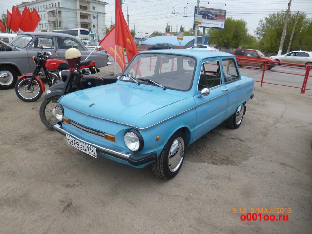 В968ЕО134